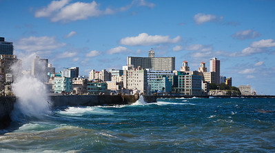 Malecón, Havana.
