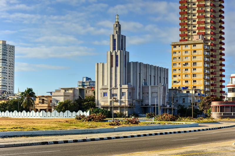 Casa de las Americas - Havana, Cuba