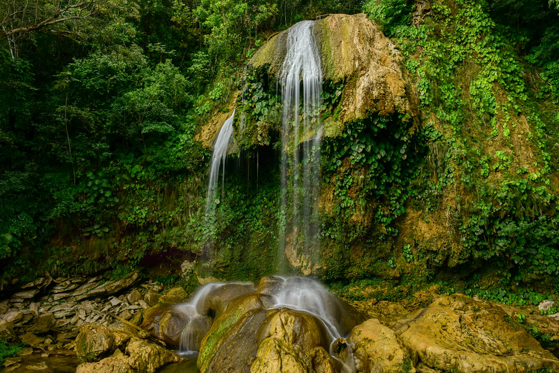 Soroa Waterfall - Pinar del Rio, Cuba