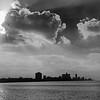 Havana bay skycape, Cuba