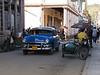 Typical street scene Holguin, Cuba