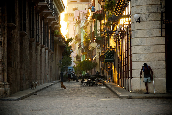 In Havana, Cuba for the Biotechnology 2010 Congress.