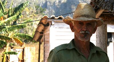 Gave kop! Valle de Vinales, Cuba.