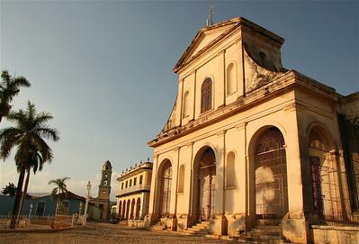 Iglesia Parroquial de la Santisima Trinidad. Cuba.