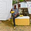 Banana Salesman - Cuba
