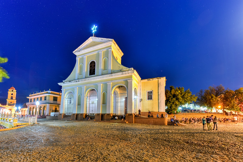 Holy Trinity Church - Trinidad, Cuba