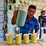 Sugarcane Juice Salesman - Cuba