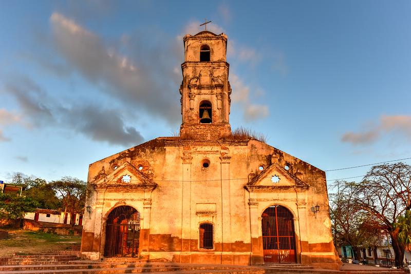 Santa Ana Church - Trinidad, Cuba