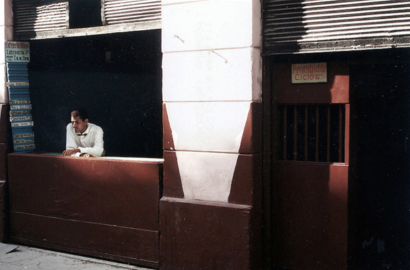 """""""Calle Obispo, Havana, 2002"""""""