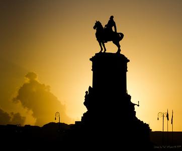 Statue of Jose Marti