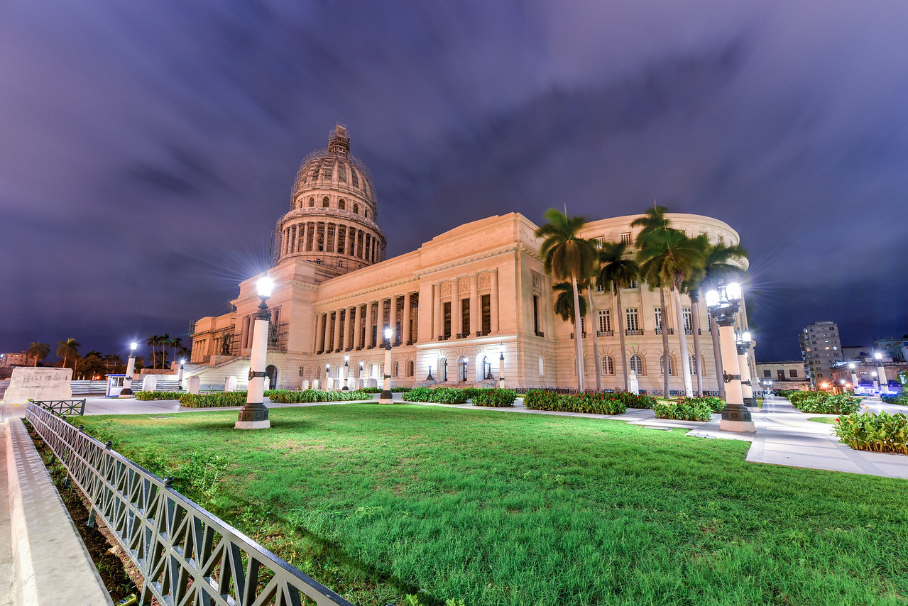National Capital Building - Havana, Cuba