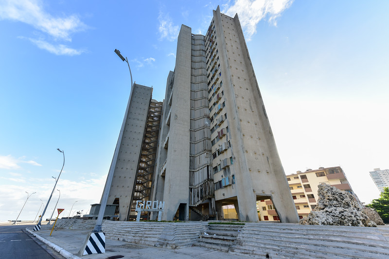 Giron Tower - Havana, Cuba