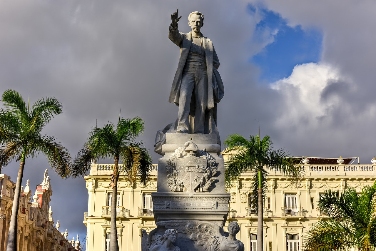 Jose Marti Monument - Havana, Cuba