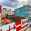Aerial View - Old Havana, Cuba