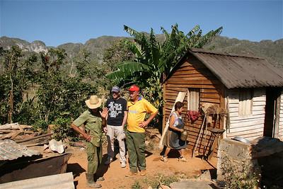 Op bezoek bij ... Valle de Vinales, Cuba.