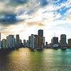 """""""Miami Skyline"""""""