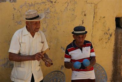 Sambaballen. Trinidad, Cuba.