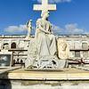 Reina Cemetery - Cienfuegos, Cuba