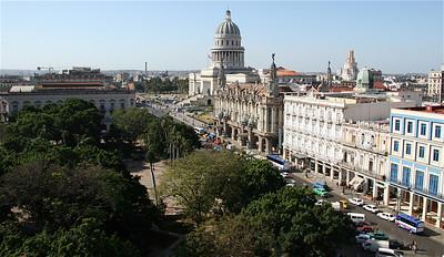 Capitolio Nacional Cuba. Havana, Cuba.
