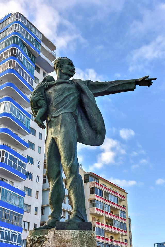 Jose Marti Anti-Imperialist Platform - Havana, Cuba