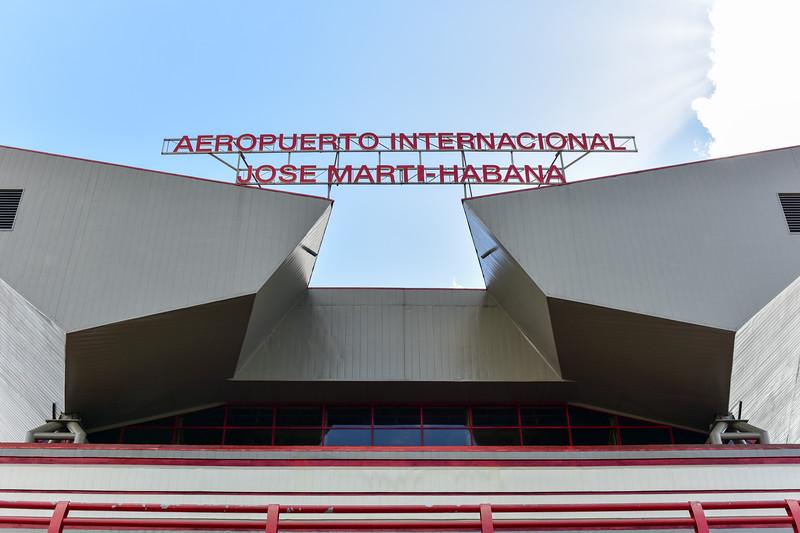 Jos Marti Airport - Havana, Cuba