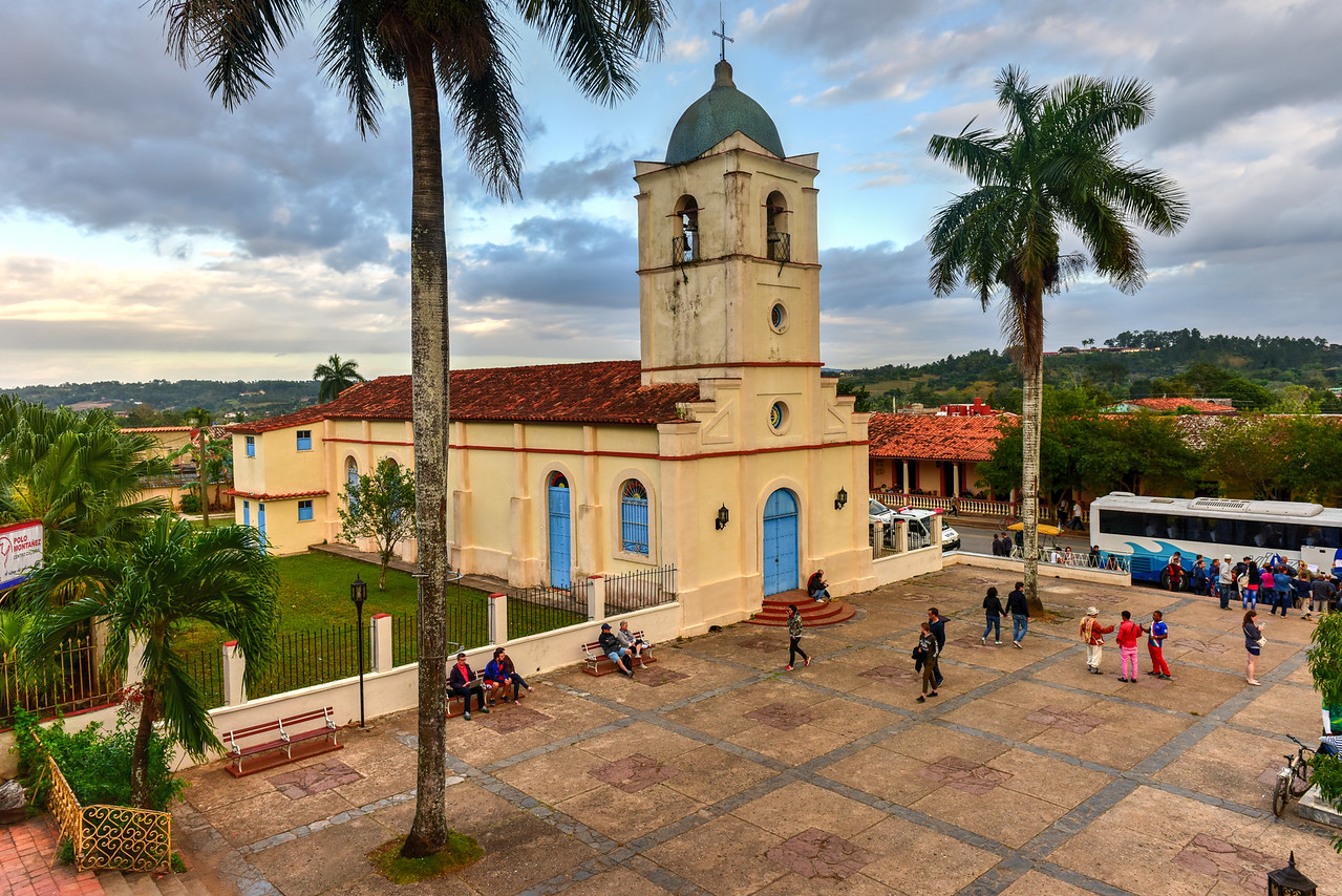 Sacred Heart of Jesus Church - Vinales, Cuba