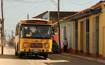 Geen Dienst. Trinidad, Cuba.