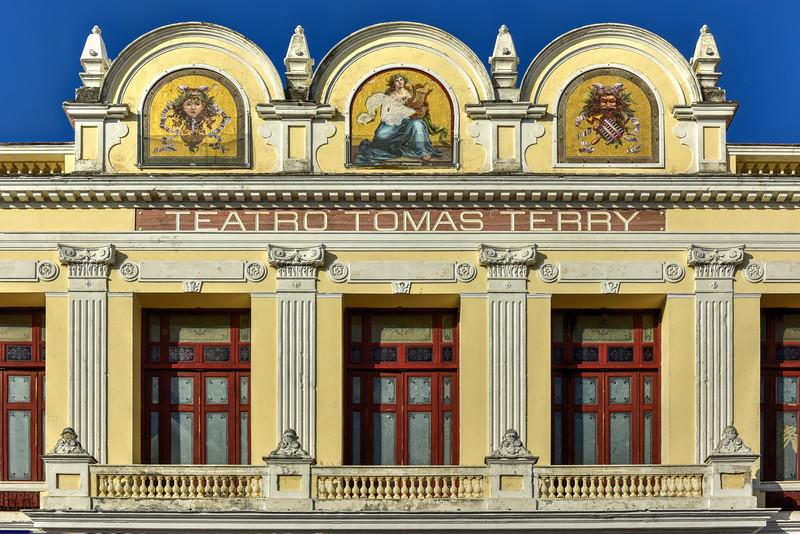 Tomas Terry Theater - Cienfuegos, Cuba