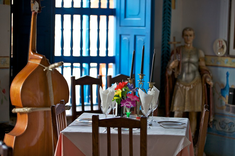Cuba - Havana restaurant