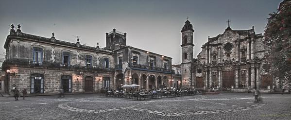 Plaza de la Catedral, Habana