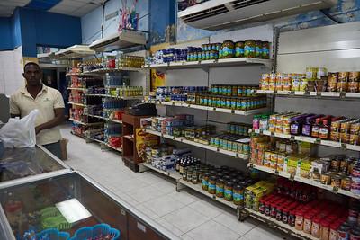 Supermarket, Old Havana.
