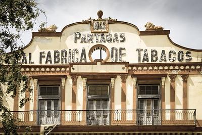 Partagas Tobacco Factory