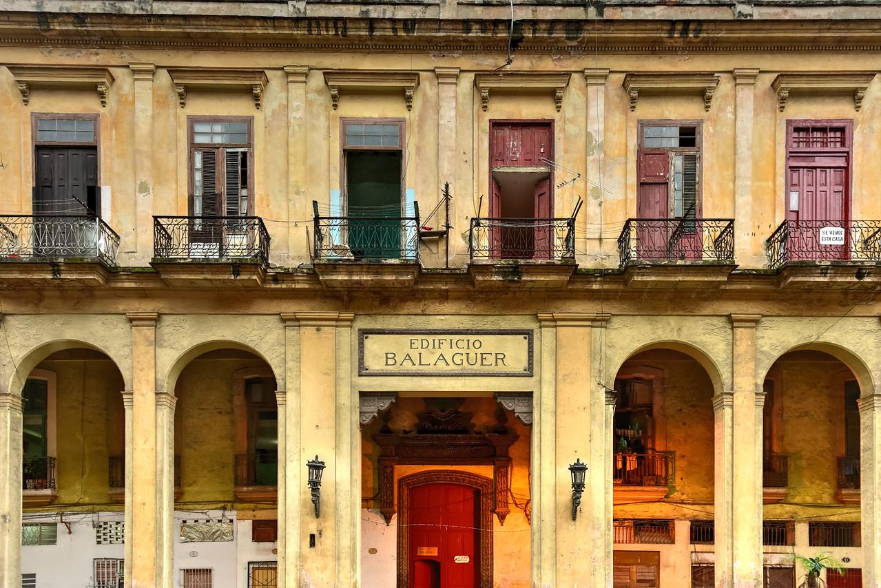 Edificio Balaguer Apartments - Havana, Cuba
