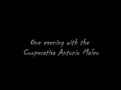 AV of one magical evening with the Cooperativa Antonio Maleo, Vinales, Cuba