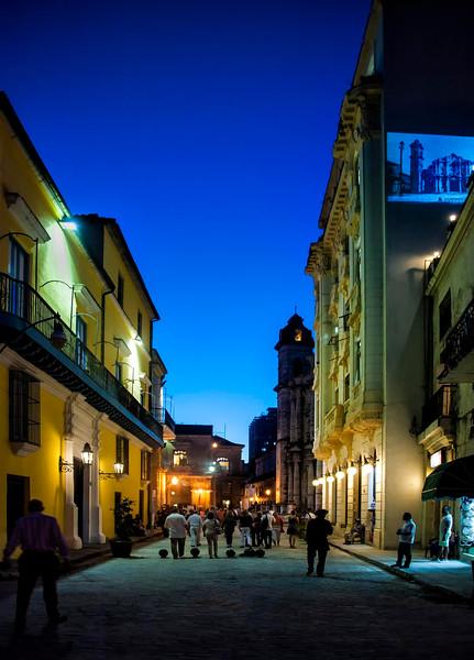 Havana, Old city, market