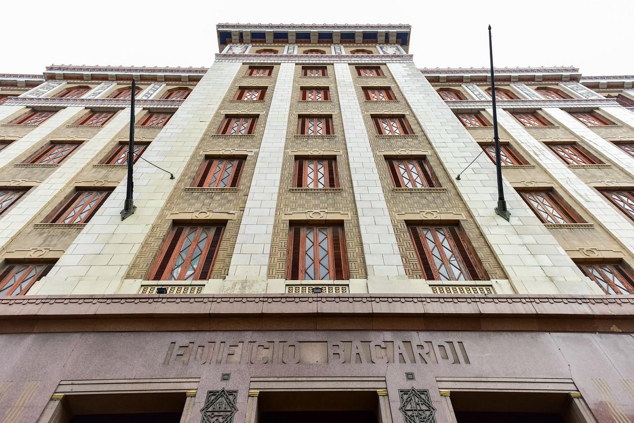 Bacardi Building - Havana, Cuba