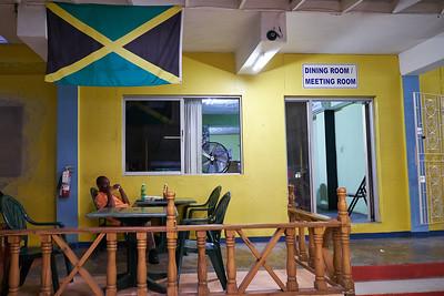 Restaurant, Montego Bay, Jamaica.