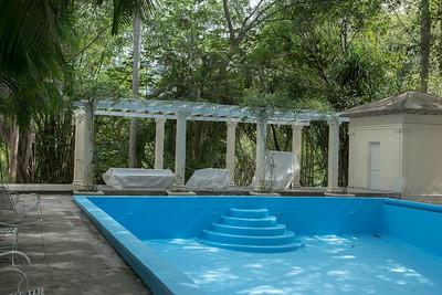 Hemmingway house in Havana