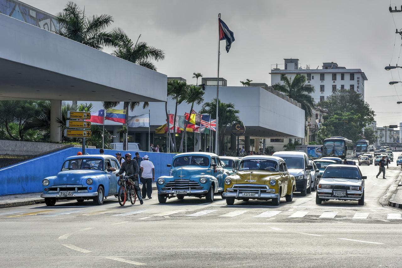 Classic Car - Havana, Cuba