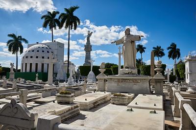 Colon cemetery, Havana.