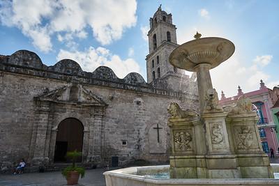 Basilica San Francisco de Asis, Havana.