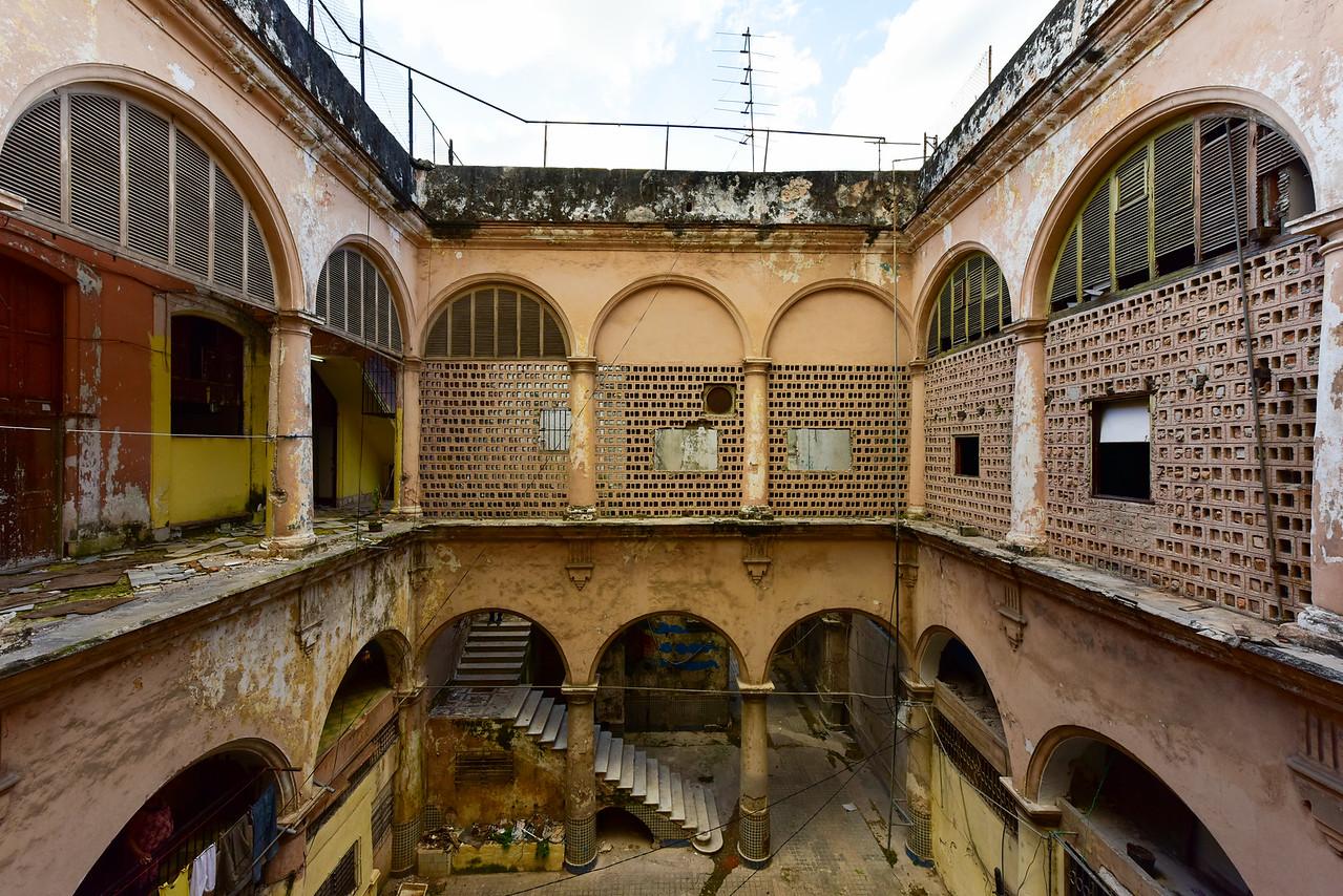 Old Building - Havana, Cuba
