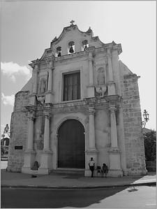 170  Chapel facade