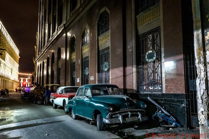 Classic Cars in Old Havana