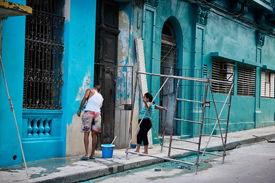 Colorful Old Havana.