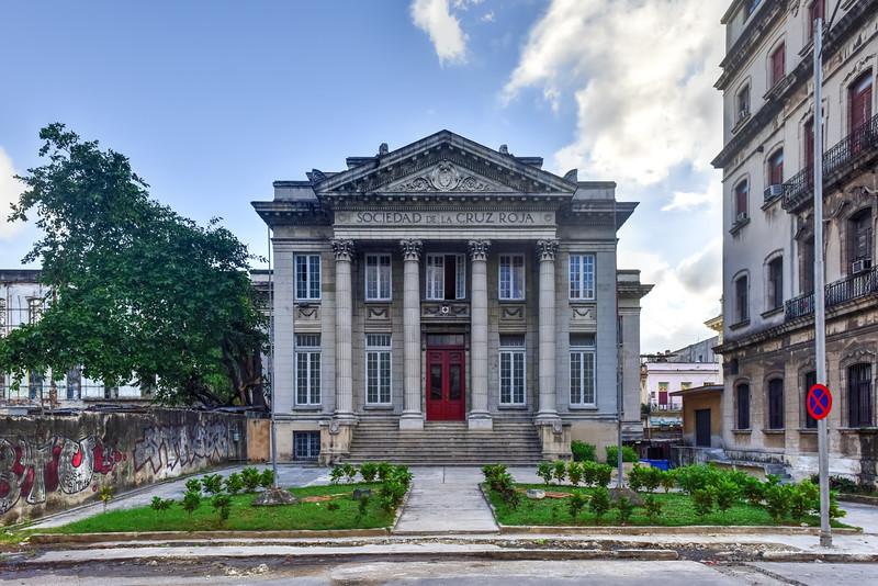 Society of the Red Cross - Havana, Cuba