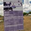Missile crisis display at the Castillo de San Carlos de la Cabana, Havana, Cuba, June 11, 2016.