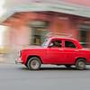 Russian Lada, Havana, Cuba, June 11, 2016.