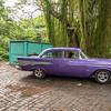 '57 Chevy, Parque Almendares,Havana, Cuba, June 2, 2016.