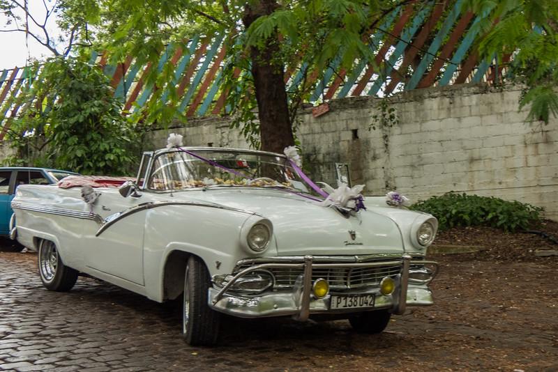 Wedding Party, Parque Almendares, Havana, Cuba, June 2, 2016.